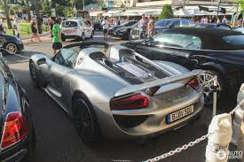 porsche 918 spyder black exotic car spots worldwide u0026 hourly updated u2022 autogespot