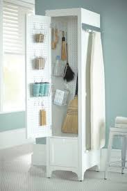 Storage Laundry Room Organization by Best 25 Ironing Board Hanger Ideas On Pinterest Ironing Board