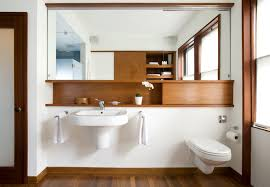 bathroom cabinets stunning modern bathroom dwell bathroom