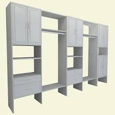 closetmaid selectives 10 ft 14 ft mudroom system in white 28