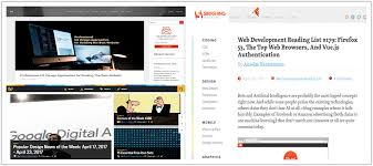 web design news top 15 amazing web design blogs you must follow in 2017