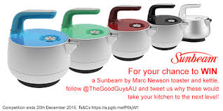 Next Kettle And Toaster Sunbeam Australia Sunbeamau Twitter