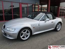 750250 bmw z3 roadster 2 0l 150hp e36 cabrio 10 99 silver 55605km