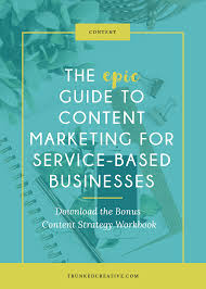 Floral Design Business From Home The Epic Guide To Content Marketing For Service Based Businesses