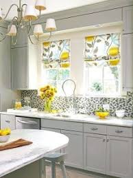 Blue And Yellow Kitchen Curtains Decorating Kitchen Curtains Blue Teawing Co