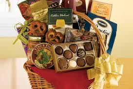 Christmas Cookie Gift Basket Christmas Gift Basket Ideas Hd Wallpapers