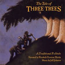 the tale of three trees jeff johnson