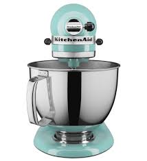Kitchen Aid K45ss Artisan Series 5 Quart Tilt Head Stand Mixer Ksm150psaq Aqua Sky