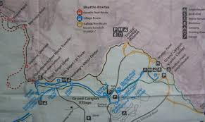 Grand Canyon Maps Taking Your Dog To The Grand Canyon