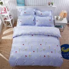 Blue Bedroom Sets For Girls Online Get Cheap Twin Bed Comforter Sets For Girls Aliexpress Com
