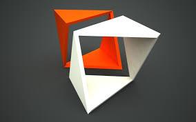 designer table 3d asset realtime cgtrader