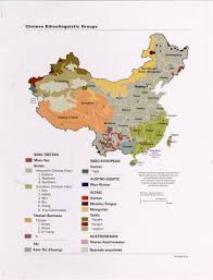 Beijing China Map by