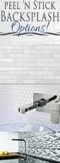 Easy Backsplash Tile by Best 25 Removable Backsplash Ideas On Pinterest Easy Backsplash