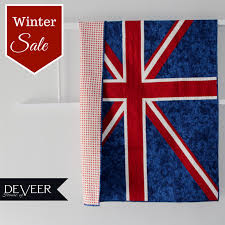 British Flag With Red British Flag Lap Size Quilt In Royal Blue Red And White U2013 House