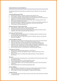 resume summary of qualifications leadership styles exle of technical skills skill leadership styles and analysis