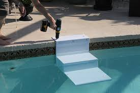 amazon com paws aboard 5300 poolpup steps small pet supplies