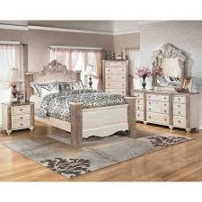 white ashley bedroom furniture interior design