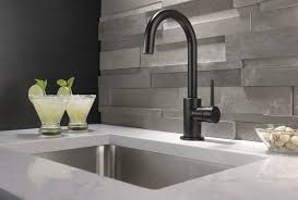 black faucet with stainless steel sink 6 reasons to love a matte black faucet design inspiration for a