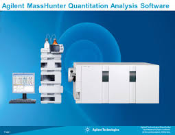 agilent masshunter quantitation analysis software ppt download