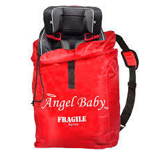 car seat travel bag images Angel baby red polyester car seat travel bag jpg