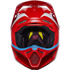 fox motocross helmet fox racing v3 seca helmet helmets dirt bike closeout