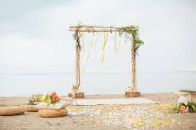 Wedding Arches Beach Bohemian Wedding Arches Turn Any Space Into A Romantic Enclave