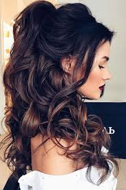 wedding hairstyles hairdos for weddings half up half down