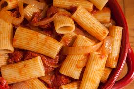 rigatoni with butter tomato and onion sauce recipe chowhound