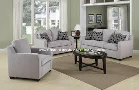 Sofa Bed Murah Kursi Tamu Sofa Minimalis Mewah Terbaru Modern Murah Furniture