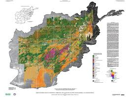 Resource Map How Afghanistan Is Quickly Becoming A Resource Conflict
