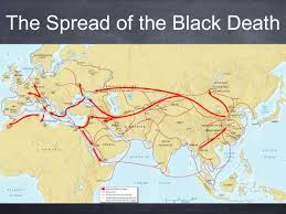 Black Death Map Quickwrite So Far This Semester We Have Studied The Feudal System