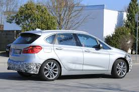 bmw germany bmw 2 series active tourer facelift due next year autocar