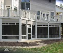 under deck porches atlanta decking u0026 fence company