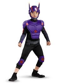 Kids Robot Halloween Costume Boys Hiro Deluxe Costume