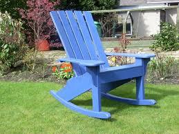Garden Rocking Chair Uk The Adirondack Rocker Chair Chairs