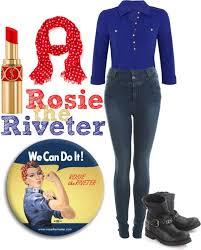 Rosie Riveter Halloween Costume Diy 90 Rosie Riveter Images Rosie Riveter