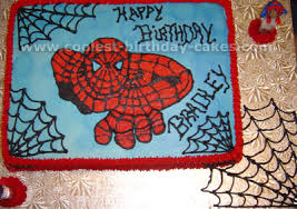 coolest spider man cake ideas and photos
