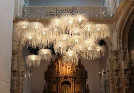 light installation by arturo alvarez contemporist