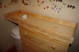 Dressers With Changing Table Tops Ikea Tarva Changing Table Top Married To The Farm
