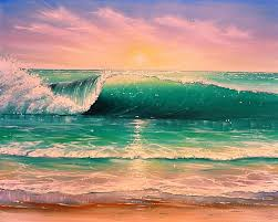 25 beautiful beach paintings ideas on pinterest painted beach
