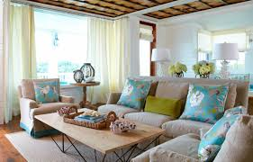 brown and blue home decor beach living room decor home ideas about coastal rooms on