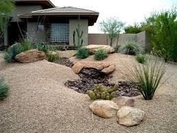 Desert Rock Garden Ideas Interior And Exterior Desert Rock Garden Rock Front Yard Desert