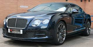 bentley coupe blue bentley continental gt speed 626 bhp coupe now sold ms supercars