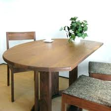 half round dining table round circle dining table table oak and white circle 3 kitchen style
