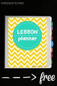 the 25 best free lesson plan templates ideas on pinterest