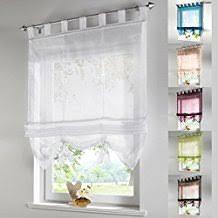 rideau de cuisine moderne voilage court frais rideaux modernes pour cuisine design rideau