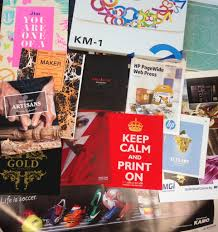 Impressions Home Expo Design Infotrends Infoblog Eight Print Sample Videos From Graph Expo 2015
