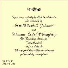 wedding invitations format catholic wedding invitation wording christmanista