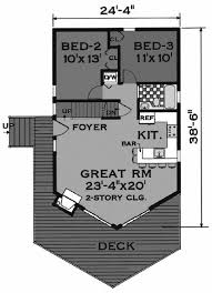 garrison house plans garrison creek a frame home plan 089d 0062 house plans and more