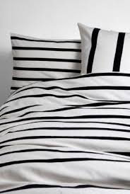 Black And White Damask Duvet Cover Queen Stripe Duvet Cover Queen Foter